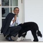 Barack y Bo