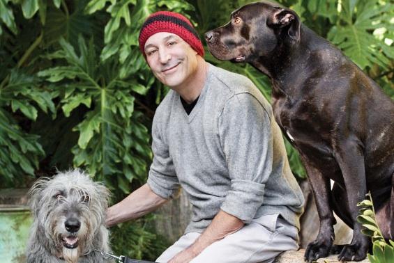 simpsons-co-creator-san-simon-with-dogs-1