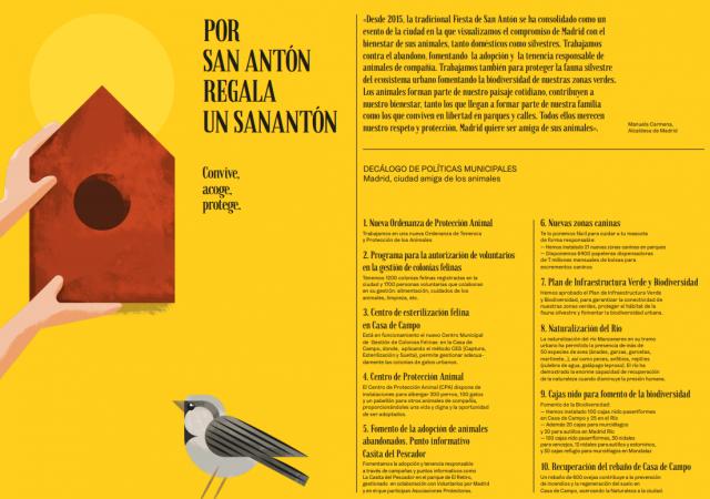San Anton 2019 Madrid